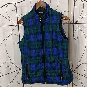 Relativity Blue and Green Vest